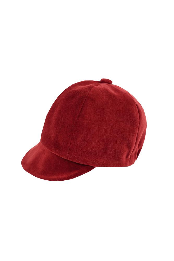 Sapcă roșie pentru bebeluși Icar