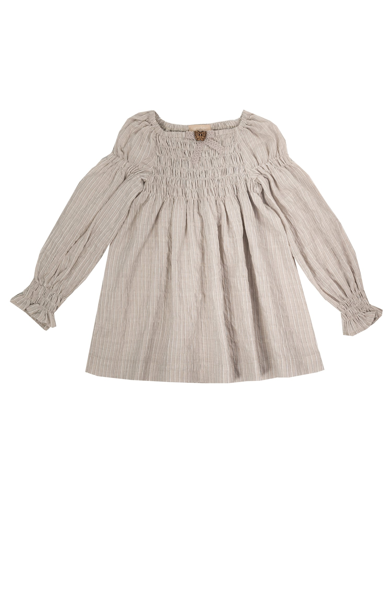 Bluză gri pentru fete Diana