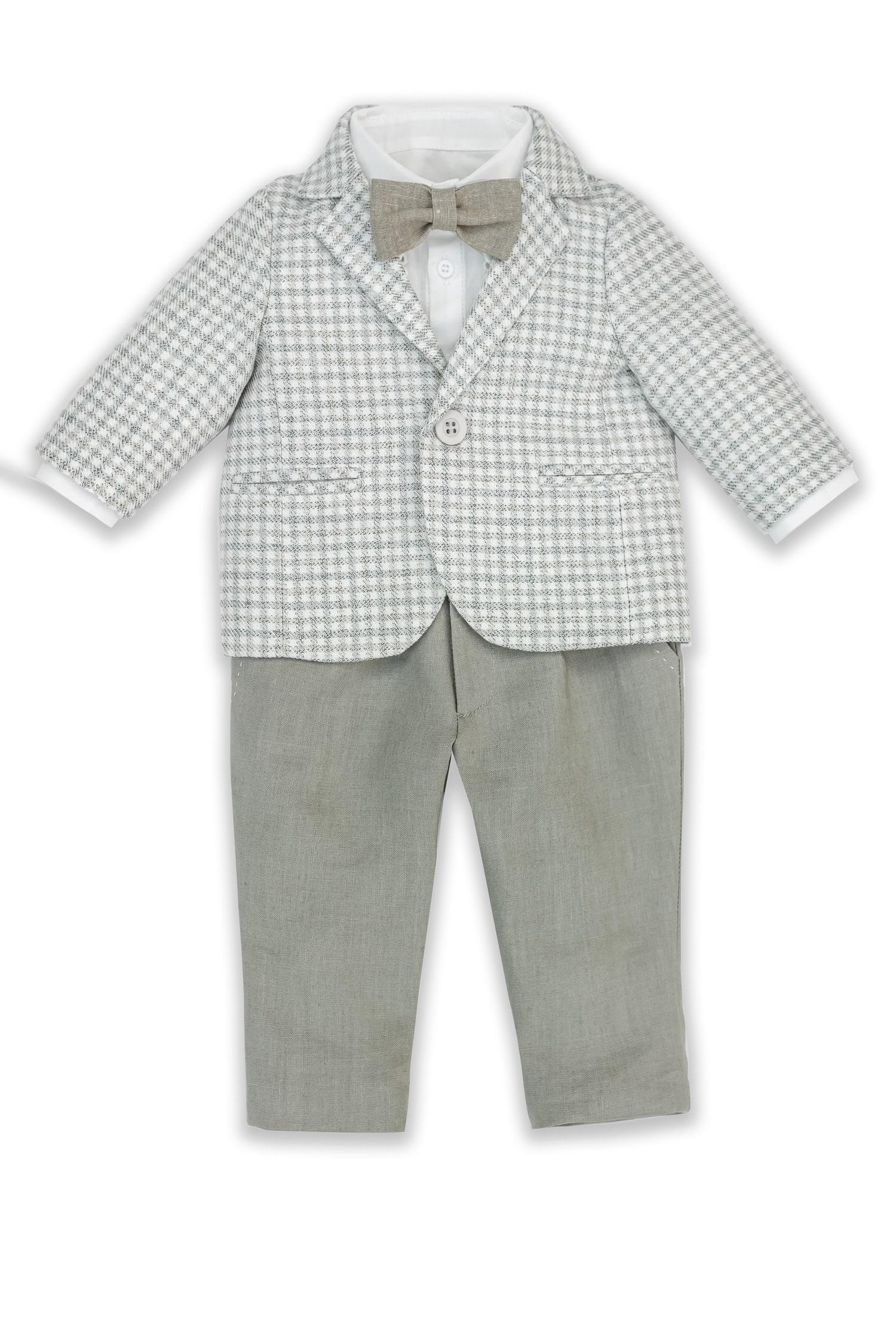 Costum de botez pentru bebeluși Max